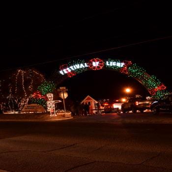 Chickasha Light Festival
